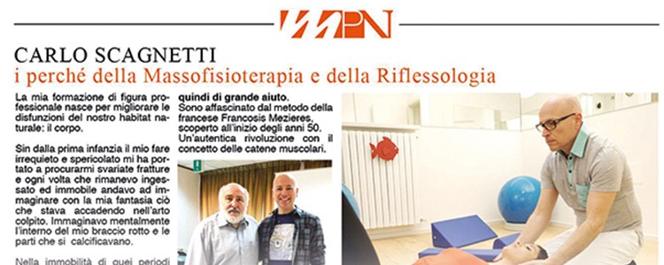 Carlo Scagnetti per Press News